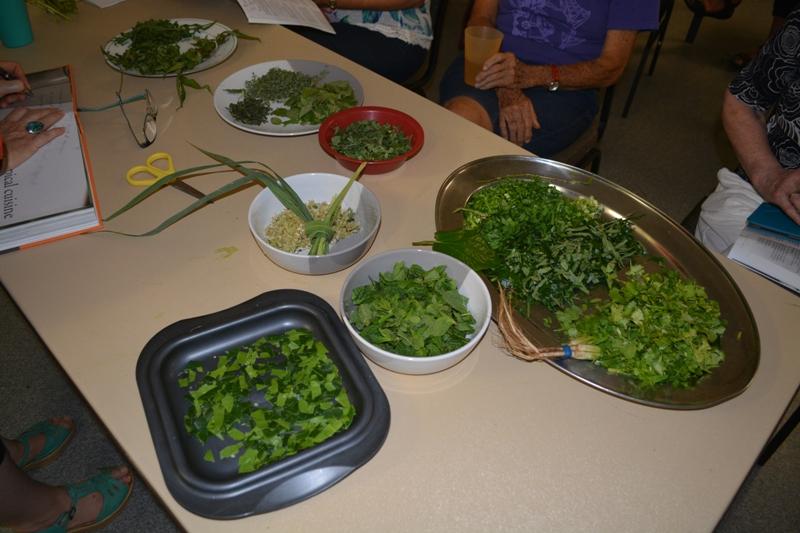Prepared Herbs