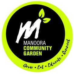 Manoora Community Garden Logo