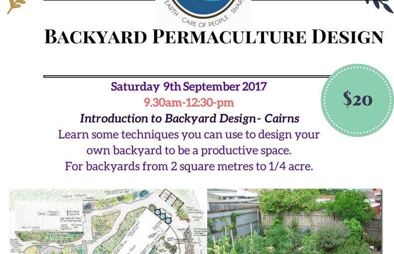 Backyard Permaculture Design - 9th of September 2017 ... on Backyard Permaculture Design id=96462